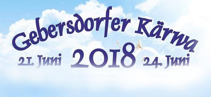 Sonnwendfeier / Gebersdorfer Kärwa