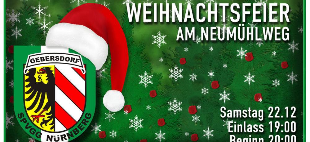 ☃️🎅 Einladung zur Weihnachtsfeier 🌲🎅