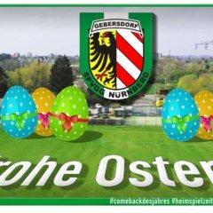 +++ Die SpVgg-Familie wünscht FROHE OSTERN! +++