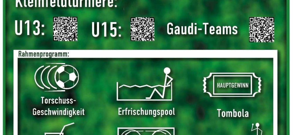 ❗⚽️ Sportplatzfest 2019 : Die SpVgg läd ein ⚽️❗