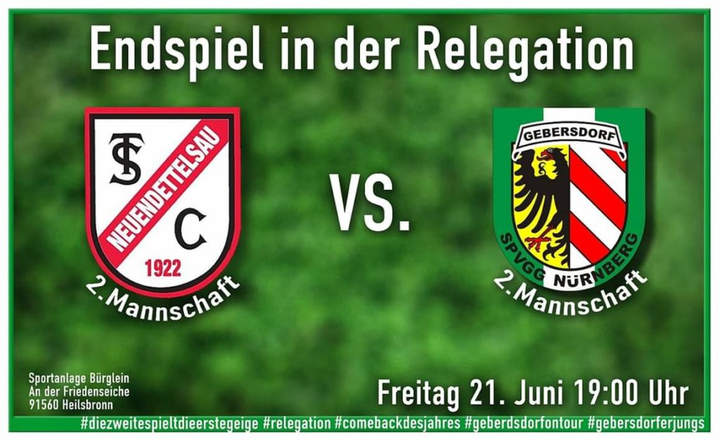 +++ A-Klassen-Relegation: Showdown steigt in Bürglein! +++