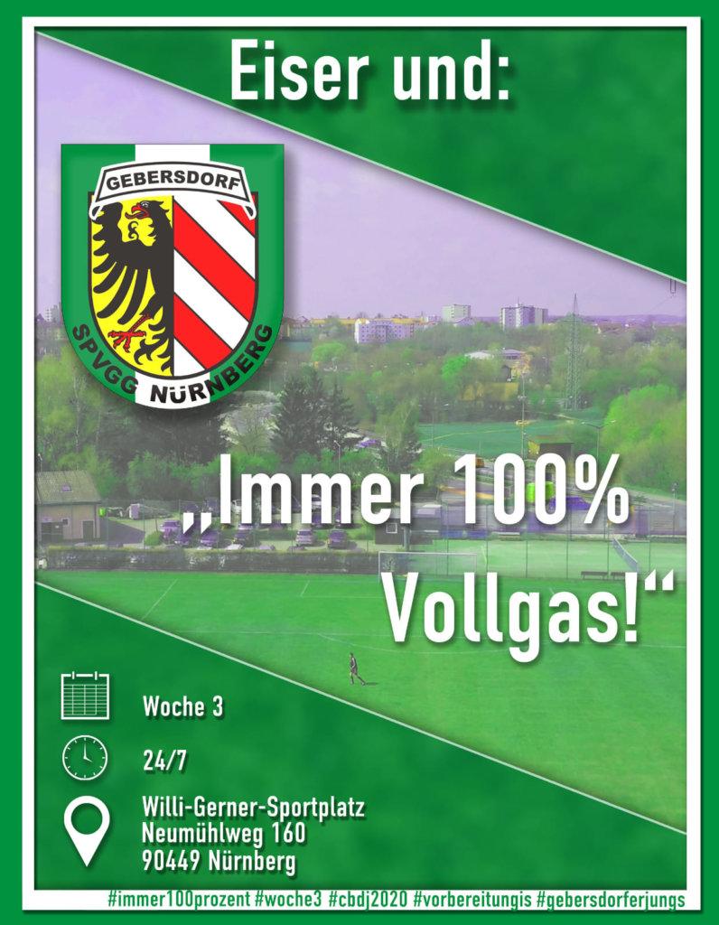 """+++ Eiser und… """"Immer 100% Vollgas"""" +++"""