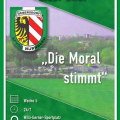 """⚽️💚💪🏼 Vorbereitungs-Round-Up """"Eiser und…"""" – Woche 4 + 5 💪🏼💚⚽️"""
