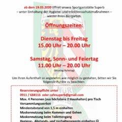 +++🍺 BIERGARTEN-SAISON vor dem Start! 🍺 +++
