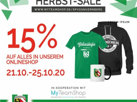 ‼ SALE im Online-Shop ‼