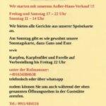 Sportheim-Schmankerl zum Abholen!😛😍