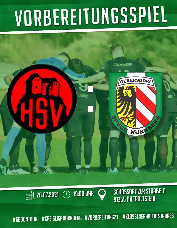Hiltpoltsteiner SV vs SpVgg Nürnberg – 1. Mannschaft