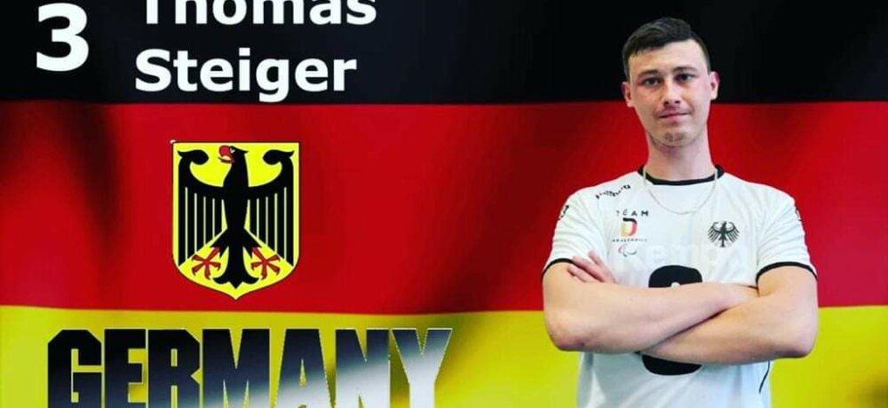 """Steiger für """"Team Deutschland"""" 🇩🇪🏅 –"""