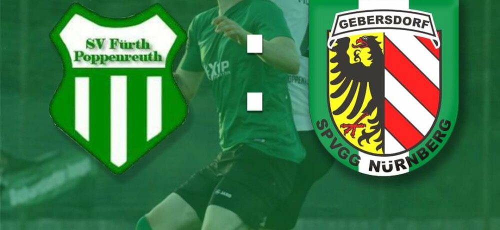 Saisonstart: Gebersdorfer Jungs in Poppenreuth gefordert!